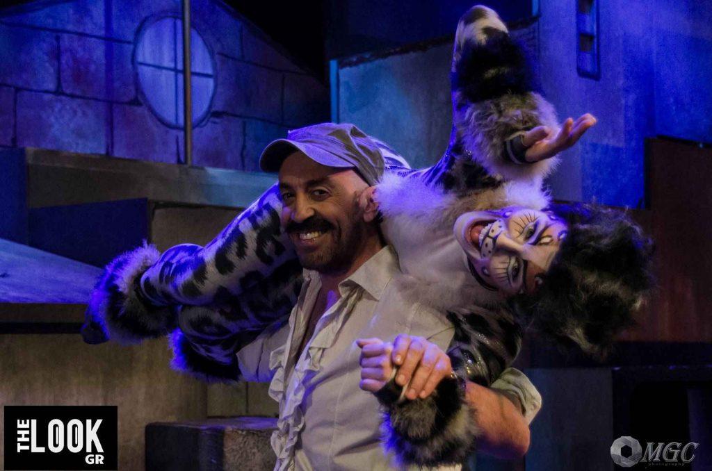 Αποκλειστική Συνέντευξη και Φωτογράφιση: Δημήτρης Μαλισσόβας «Το Cats είναι η πεμπτουσία του σωματικού θεάτρου»