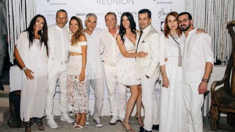 6th Models Reunion White Party