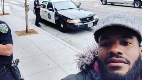 Σαν Φρανσίσκο: Η αστυνομία προσπάθησε να συλλάβει έναν έγχρωμο άντρα την ώρα που πήγαινε να ανοίξει την επιχείρησή του!