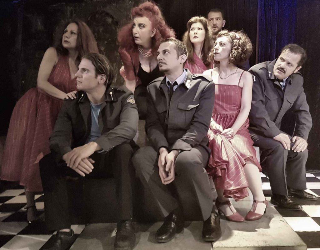 «Απόψε Αυτοσχεδιάζουμε» του Luigi Pirandello στο Μουσείο Ιστορίας Πανεπιστημίου Αθηνών