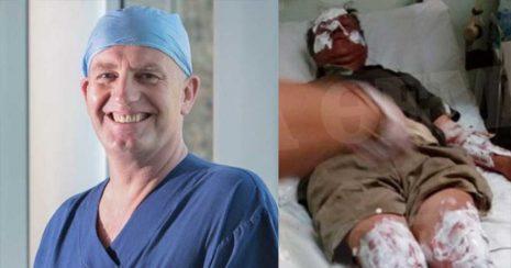 Έρχεται στην Αθήνα διεθνώς αναγνωρισμένος χειρουργός για τους τραυματίες από την πυρκαγιά