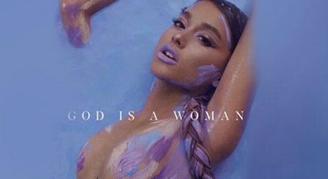 God is a woman: το νέο τραγούδι της Ariana Grande μόλις κυκλοφόρησε!