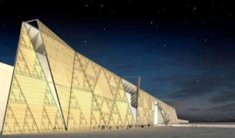 Το νέο «φαραωνικό» Αρχαιολογικό Μουσείο της Γκίζας του Καΐρου
