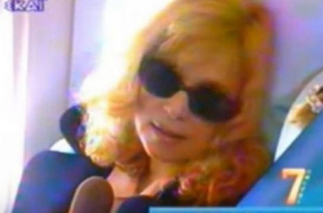 Τα τελευταία λόγια της Αλίκης Βουγιουκλάκη στην κάμερα!