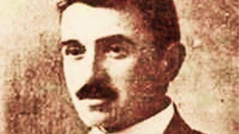 Λογοτεχνικά πορτρέτα: Κωνσταντίνος Θεοτόκης (1872-1923)
