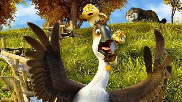 """""""Duck Duck Goose"""" του Κρις Τζενκινς"""