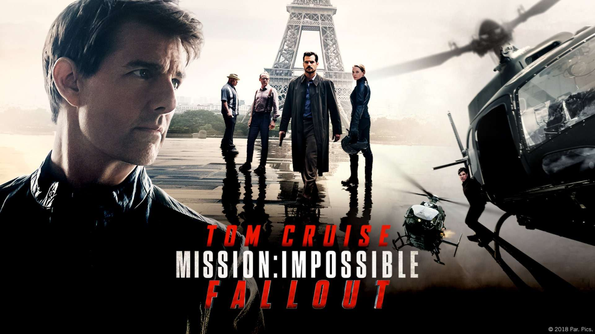 """""""Mission Impossible – Fallout"""" του Κρίστοφερ Μαγκουάιρ"""