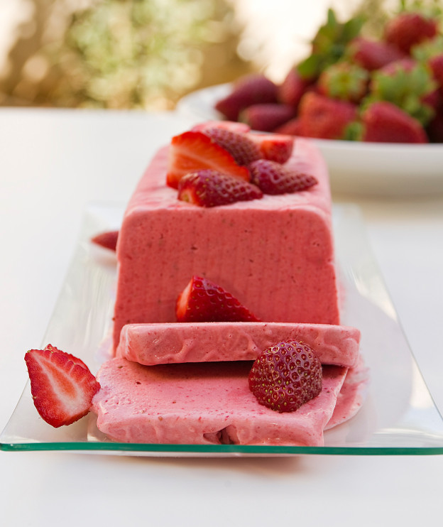 Παρφέ φράουλας