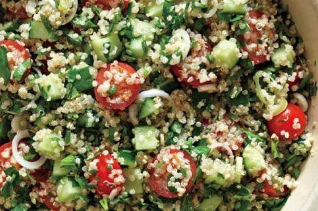 Quinoa – Κινόα αλά ελληνικά! (Πίνακας Ιχνοστοιχείων)
