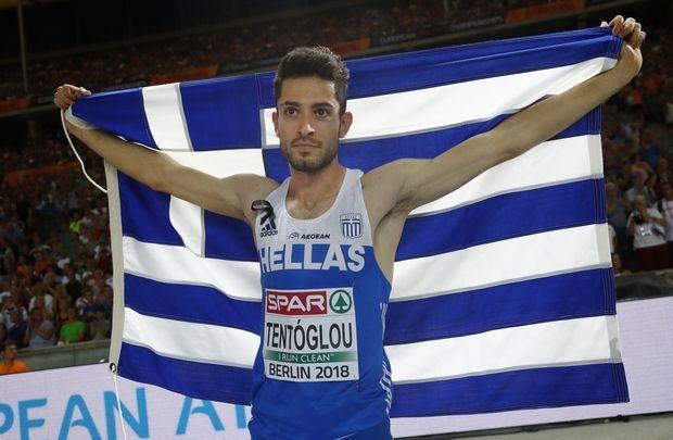 Ο Μίλτος Τεντόγλου Πρωταθλητής Ευρώπης!