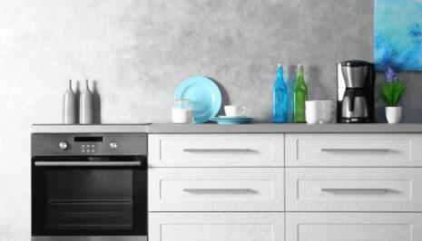 5 Χρώματα και 2 Tips Που θα Μεγαλώσουν τη Μικρή Κουζίνα σας!