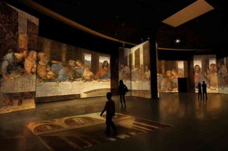 """LEONARDO DA VINCI - 500 YEARS OF GENIOUS"":Από 30 Nοεμβρίου στο Παλιό Αμαξοστάσιο του ΟΣΥ"