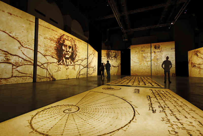 Διαγωνισμός Φωτογραφίας στην έκθεση Leonardo Da Vinci – 500 Years of Genius