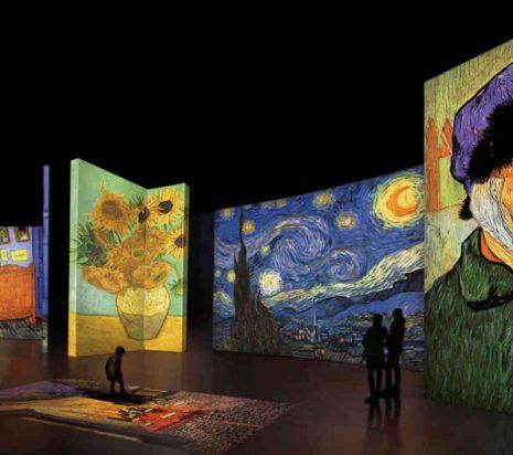 "H Έκθεση ""Van Gogh Alive - the experience"" στη Θεσσαλονίκη"