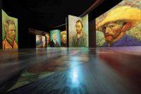 Van Gogh Alive - the experience  Λήξη Έκθεσης στη Θεσσαλονίκη στις 20 Ιανουαρίου