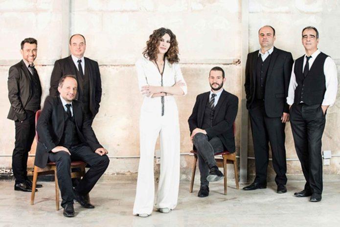 Ελευθερία Αρβανιτάκη - TAKIM «Την ίδια στιγμή» στο Μέγαρο Μουσικής Θεσσαλονίκης