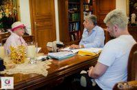 , Ο Δήμαρχος Αμαρουσίου και Πρόεδρος του Ι.Σ.Α. Γιώργος Πατούλης στο www.stekiradio.gr