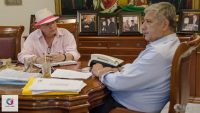 Ο Δήμαρχος Αμαρουσίου και Πρόεδρος του Ι.Σ.Α. Γιώργος Πατούλης στο www.stekiradio.gr