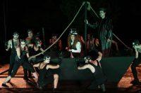 Οι «ΒΑΤΡΑΧΟΙ» του Αριστοφάνη ολοκληρώνουν το ταξίδι τους στην Σαλαμίνα το Σάββατο 15 Σεπτεμβρίου