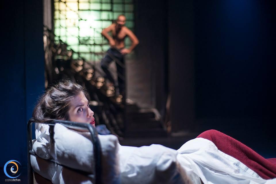 , Η «ΑΓΓΕΛΑ» του Γιώργου Σεβαστίκογλουγια 3ο χρόνο στο θέατρο Altera Pars