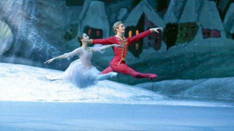 Christmas Gala Μπαλέτου με 12 κορυφαίους σολίστ των θεάτρων Bolshoi και Mariinsky
