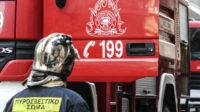Αίσιο τέλος για το εστιατόριο που έπιασε φωτιά στο κέντρο της Αθήνας