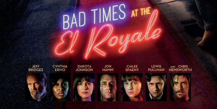 """Bad Times at the El Royale"" του Ντρου Γκόνταρντ"
