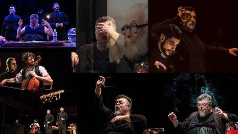 «Duende» [το πνεύμα της Γης] | Ο Σταμάτης Κραουνάκης μελοποιεί Λόρκα στο Δημοτικό Θέατρο Πειραιά