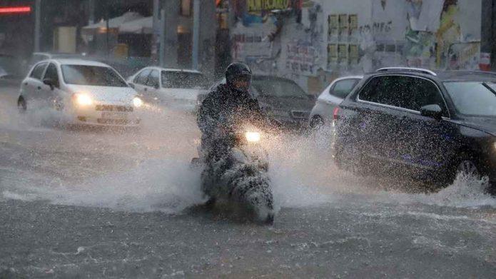 Έρχονται έντονες βροχοπτώσεις και καταιγίδες - Πού θα χτυπήσει ο «Ορέστης»