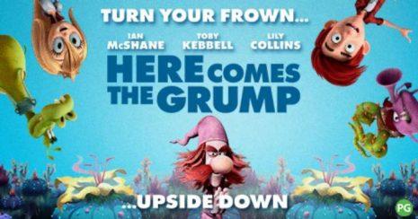 """Here Comes the Grump"" του Αντρές Κουτουριέρ"