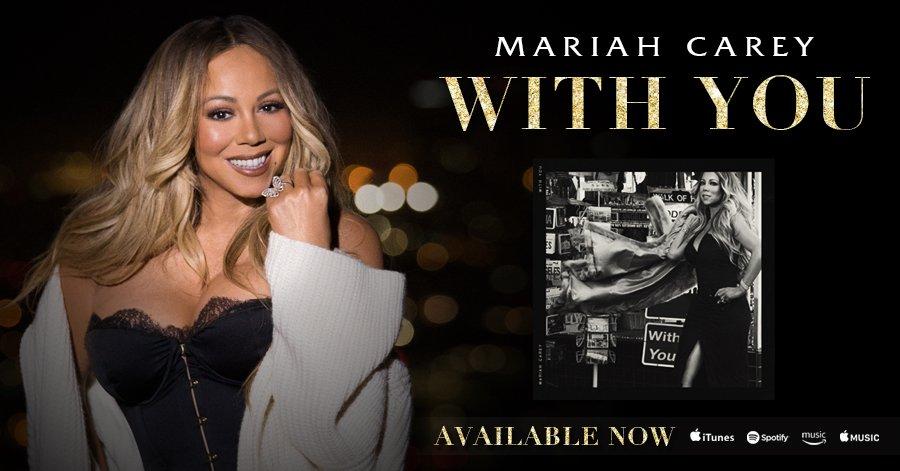 NEO SINGLE: Mariah Carey-With You