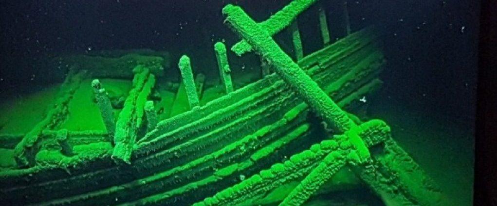 , Το αρχαιότερο «άθικτο» ναυάγιο στον κόσμο βρέθηκε στη Μαύρη Θάλασσα