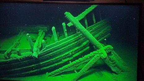 Το αρχαιότερο «άθικτο» ναυάγιο στον κόσμο βρέθηκε στη Μαύρη Θάλασσα