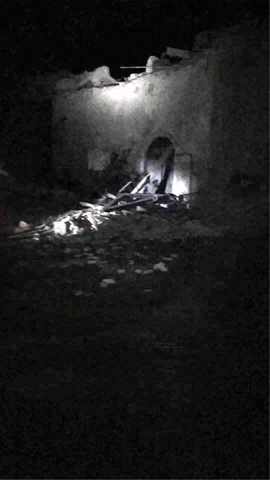 , Ισχυρότατος σεισμός στη Ζάκυνθο: Ανάστατοι οι κάτοικοι – Υλικές ζημιές σε όλο το νησί