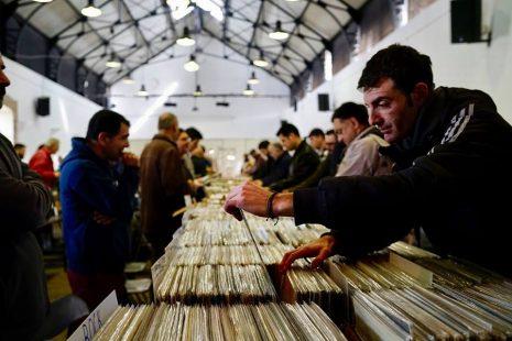 Vinyl Market στην Τεχνόπολη   5, 6, & 7 Οκτωβρίου