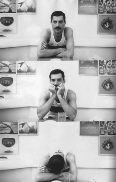 """, Freddie Mercury: """"Δεν θα γίνω ροκ σταρ. Θα γίνω θρύλος"""".  Ένα σπάνιο φωτογραφικό αφιέρωμα."""
