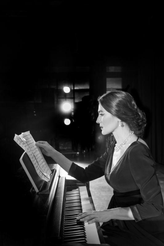 """""""MASTER CLASS"""" με τη Μαρία Ναυπλιώτου στο Θέατρο Μικρό Χορν"""