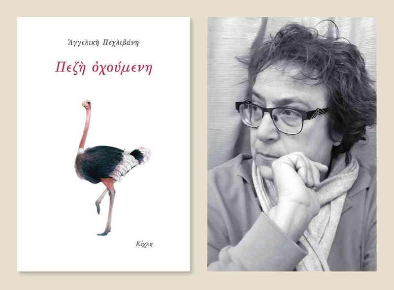 """Συνέντευξη: Αγγελική Πεχλιβάνη """"Πιστεύω στη λογοτεχνία που δεν κλείνει τα αυτιά της στα επίκαιρα"""""""