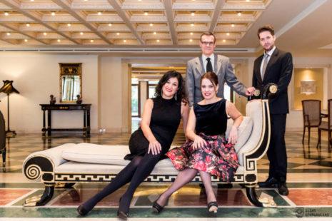 Χριστουγεννιάτικο Γκαλά Όπερας στον Φιλολογικό Σύλλογο Παρνασσός