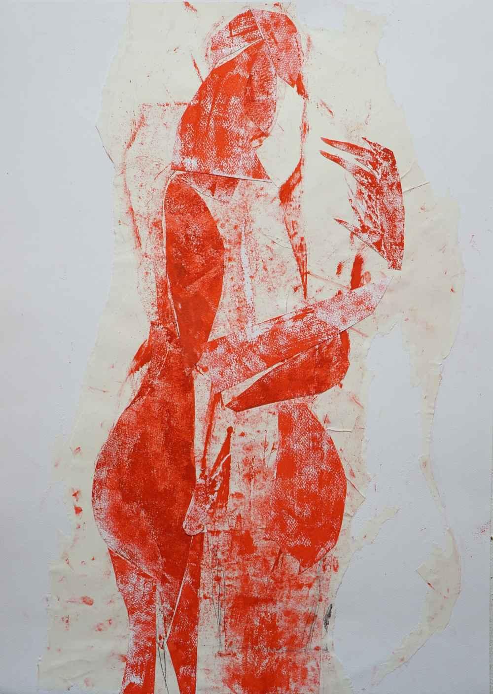 , «Η ψυχή και το σώμα» της ζωγράφου Μάτως Ιωαννίδου | Dépôt Art gallery