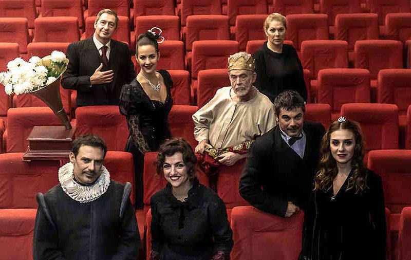 «Ο καιρός των χρυσανθέμων» στο Θέατρο Άλφα.Ιδέα