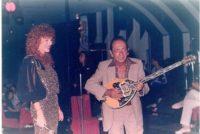 Έφη Κοντού: Η τελευταία μούσα του Γιώργου Ζαμπέτα σε μία μουσική βραδιά αφιερωμένη στον Σαράντη Αλιβιζάτο