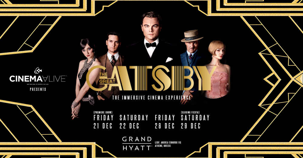 The Great Gatsby – Cinema Alive