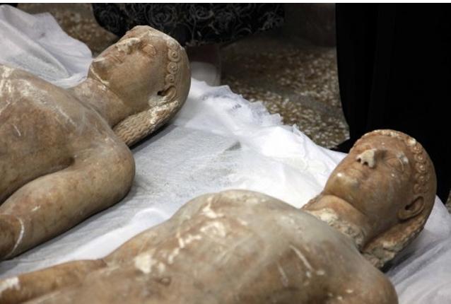 Πώς αποκαλύφθηκαν οι Κούροι της Αταλάντης