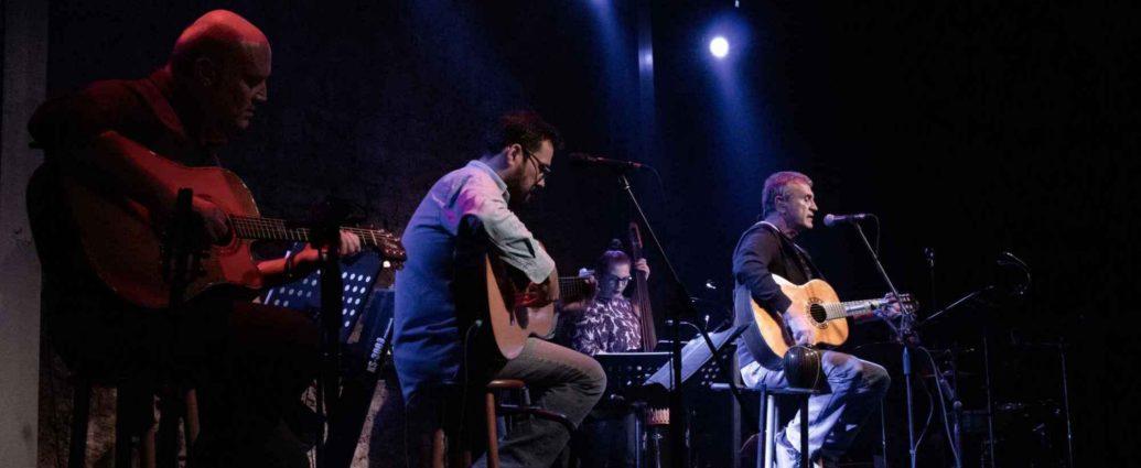Νίκος Μωραΐτης - Χρυσόστομος Καραντωνίου παρουσίασαν «Του Κόσμου Αυτό Το Κάτι» | «Ένας δίσκος που θες να ακούς ξανά και ξανά»!