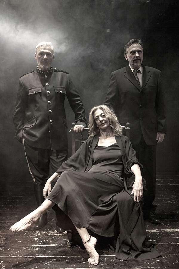 , «Ο Χορός του θανάτου» στο Θέατρο Μεταξουργείο