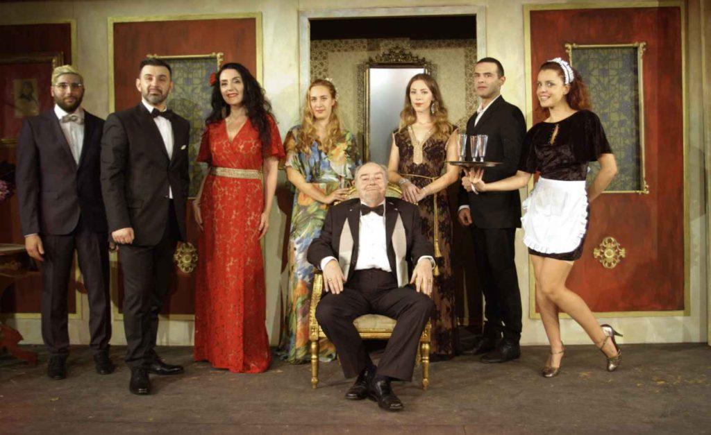 «Οι Απάχηδες των Αθηνών» οπερέτα σε μοντέρνα ανάγνωση σε 2 μέρη | Στο Μικρό Broadway
