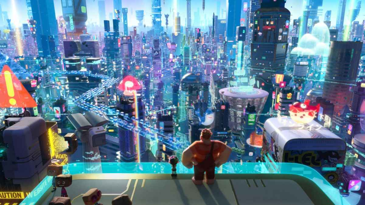 Ράλφ Εναντίον Ίντερνετ (Ralph breaks the Internet) | 22 Νοεμβρίου στους κινηματογράφους από τη Feelgood  μεταγλωττισμένο, με υπότιτλους και σε 3D