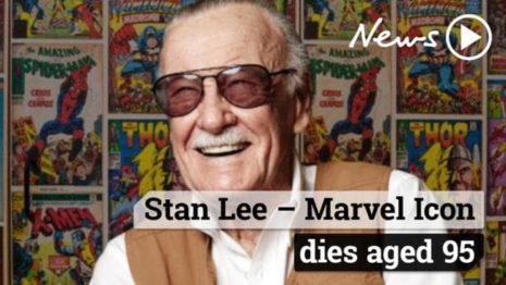 «Έφυγε» από τη ζωή ο θρύλος της Marvel Σταν Λι