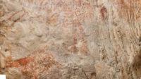 H αρχαιότερη σπηλαιογραφία στον κόσμο αποκαλύφθηκε στο Βόρνεο